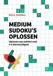 Medium sudoku's oplossen