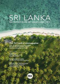 Sri Lanka reisgids magazine