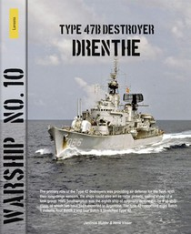 Type 47b destyroyer Drenthe