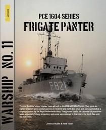 PCE 1604 series, frigate Panter