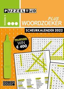 Puzzeltijd Woordzoeker Scheurkalender 2022