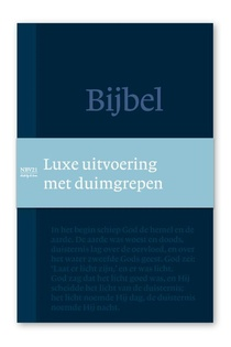 Bijbel NBV21 Standaardeditie Deluxe