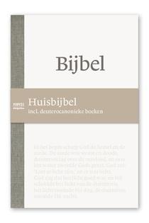 Bijbel NBV21 Huisbijbel met DC