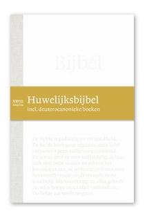 Bijbel NBV21 Huwelijksbijbel met DC