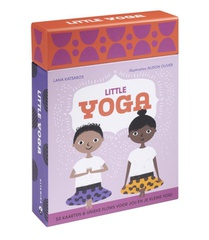 Little yoga - kaartenset