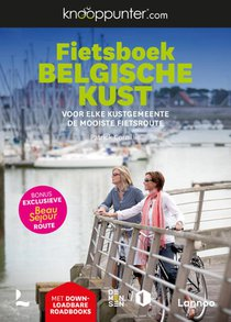 Knooppunter Fietsboek Belgische Kust