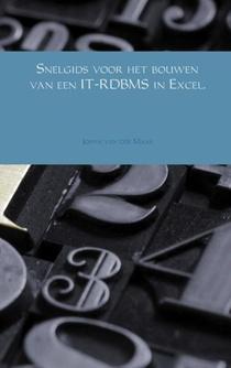 Snelgids voor het bouwen van een IT-RDBMS in Excel