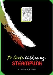 volwassenen kleurboek De Grote Uitdaging : Steampunk