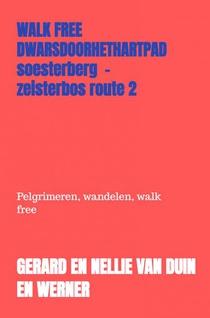 Walk Free Dwarsdoorhethartpad