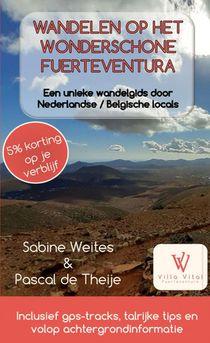 Wandelen op het wonderschone Fuerteventura