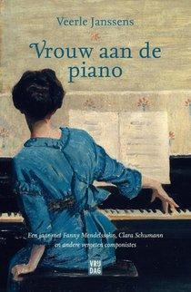 Vrouw aan de piano