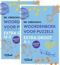 Van Dale Woordenboek voor puzzels - Extra groot