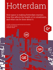 How space is making Rotterdam warmer, how this affects the health of its inhabitants, and what can be done about it