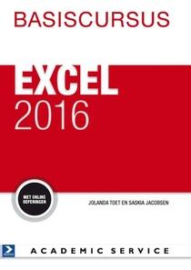 Basiscursus excel 2016