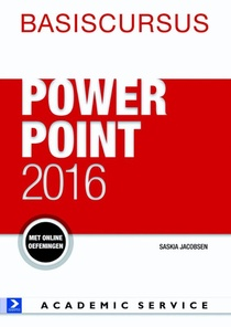 Basiscursus Powerpoint 2016