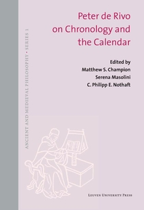 Peter de Rivo on Chronology and the Calendar