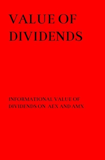 Value of Dividends