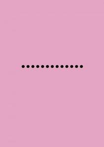 Bullet Journal notitieboek- Medium (A5) Zachte kaft- Baby roze Zwart- Allets Comfort