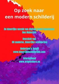 Op zoek naar een modern schilderij