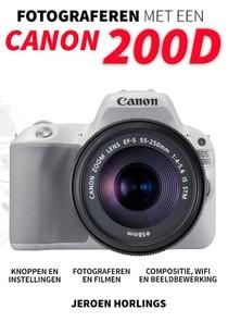 Fotograferen met een Canon 200D