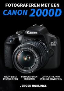Fotograferen met een Canon 2000D