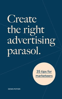 Create the right advertising parasol