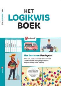Denksport Logikwis Puzzelboek