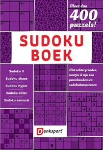 Denksport Sudoku puzzelboek
