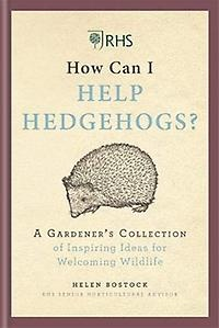 RHS How Can I Help Hedgehogs?