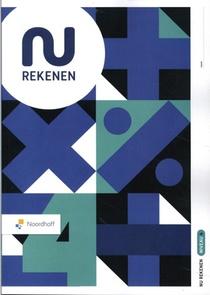 NU Rekenen Leerwerkboek mbo niveau 4 2021