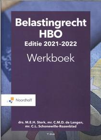 Belastingrecht HBO Werkboek 2021-2022