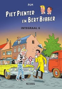 Piet Pienter en Bert Bibber Integrale 6