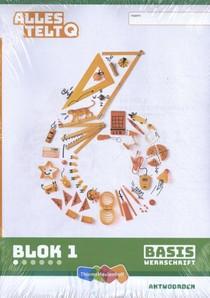 Alles telt Q blok 1 t/m 6 groep 6 Antwoordschrift