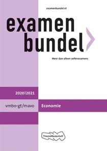 Examenbundel vmbo-gt/mavo Economie 2020/2021
