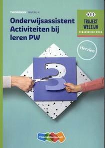 Traject Welzijn Activiteiten bij leren PW Theorieboek Niveau 4