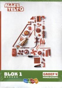 Alles telt Q blok 1 groep 4 handleiding