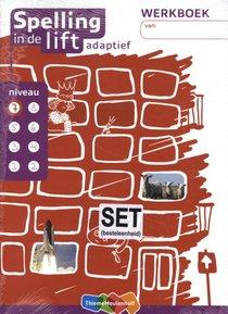 Spelling in de lift adaptief (set van 5) Werkboek niveau 7