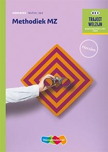 Methodiek MZ Werkboek niveau 3/4 herzien