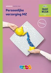 Persoonlijke verzorging MZ Werkboek niveau 3/4