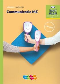 Communicatie MZ Werkboek Niveau 3&4