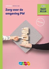Zorg voor de omgeving PW Werkboek niveau 3/4