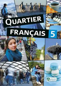 Quartier Français livre d'élève