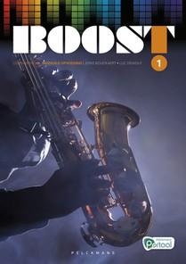 Boost! 1 leerwerkboek (inclusief Pelckmans Portaal)