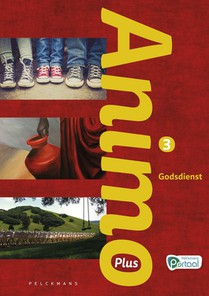 Animo 3 Plus Leerwerkboek (incl. Pelckmans Portaal)