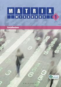 Matrix Wiskunde 1 getallenleer leerwerkboek (inclusief vademecum en Pelckmans Portaal)