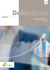 Delta Nova 3/4 Statistiek leerwerkboek (incl. Scoodle) (POD)