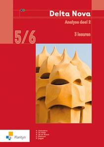 Delta Nova 5/6 Analyse deel 2 Leerwerkboek (3u)
