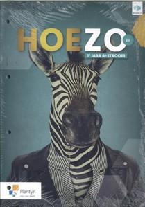 HOEZO 1 2/3u Leerwerkboek (incl. scoodle)