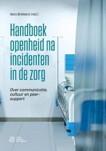 Handboek openheid na incidenten in de zorg