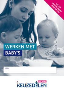Keuzedeel Werken met baby's folio 19/20